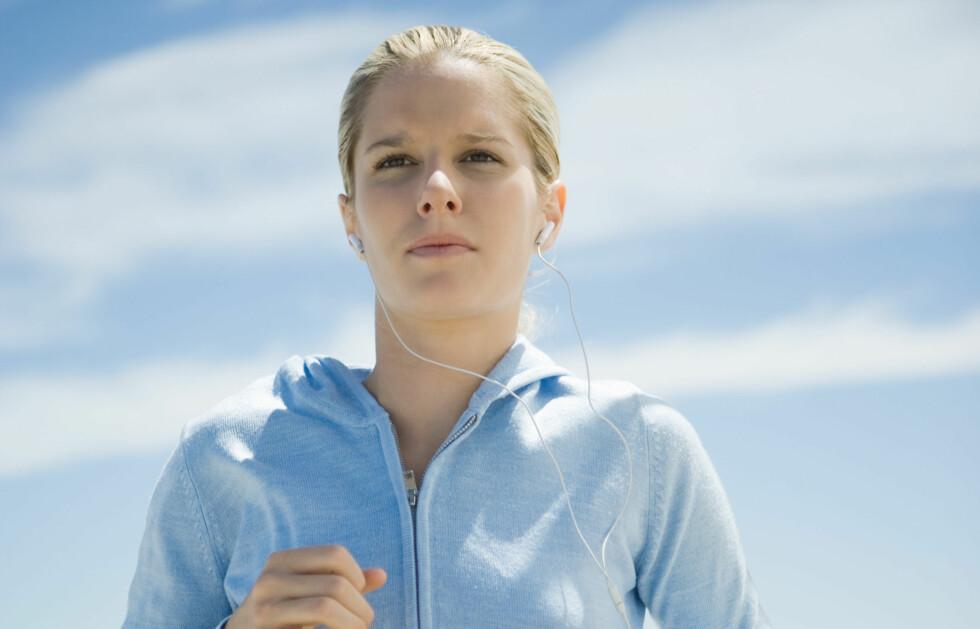 4 TIPS DU BØR LESE: Sjekk rådene fra eksperten i artikkelen under, så får du mest mulig ut av joggeturen din.  Foto: Alix Minde / ZenShui