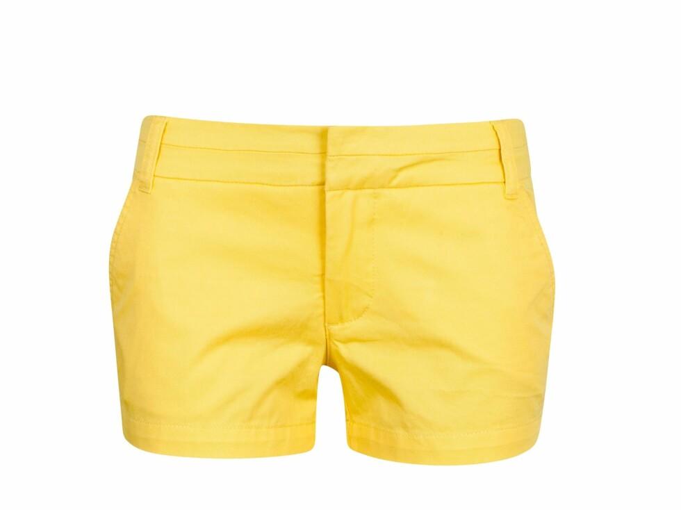 En lekker, liten, gul sak (kr 200, Cubus).  Foto: Produsenten