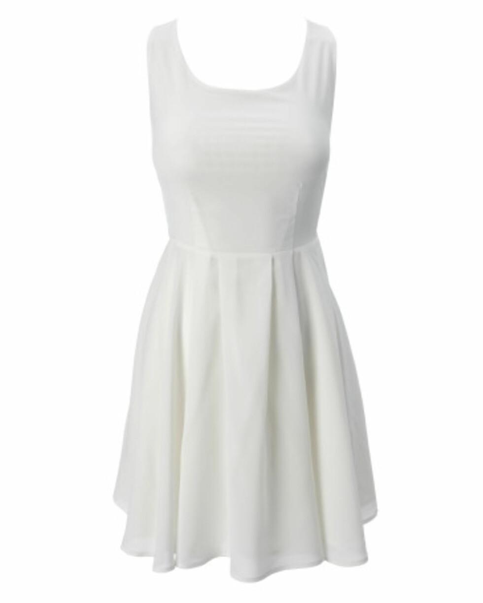Dirty Dancing kjole (kr 199/Gina Tricot). Foto: Produsent