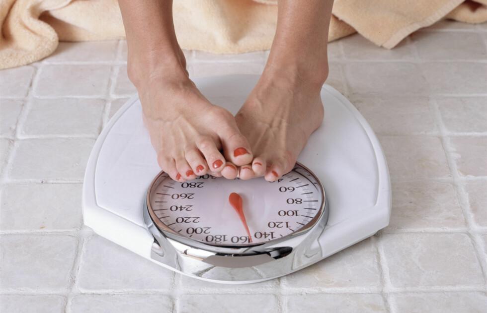 EKSTRAVEKT: Neida, jojo-slankingen gjør deg ikke dømt til et liv som overvektig. Foto: Getty Images/iStockphoto