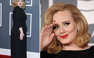 Slik får du Adele-looken