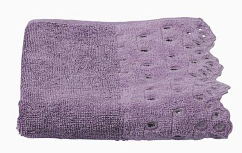 Pyntehåndkle (kr.70). Foto: Produsenten