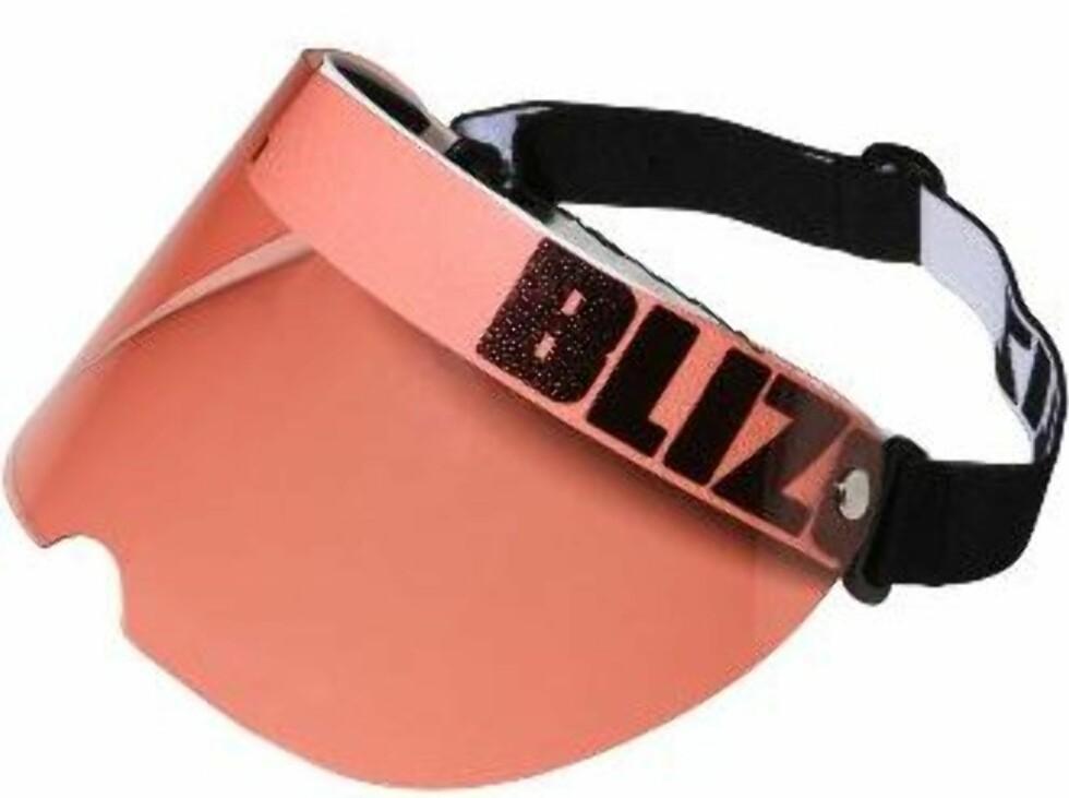 Blitz snøskjerm som du kan bruke både til løping og langrenn. 299 kroner fra Antonsport.no.  Foto: Produsenten