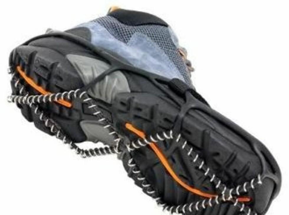 Yatrax Pro brodder til løping. 299 kroner fra Antonsport.no.  Foto: Produsenten