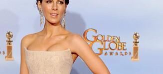 Hun var flottest på Golden Globe