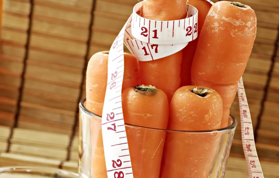 DROPP VLCD-DIETTENE: - Diettene er vanskelige å holde, de gjør deg dårlig og kan være farlige for kroppen, sier fedmeekspert og lege David Ashton ved Medical Director of Healthier Weight. Foto: All Over Press