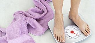 Slik går du opp i vekt på en sunn måte