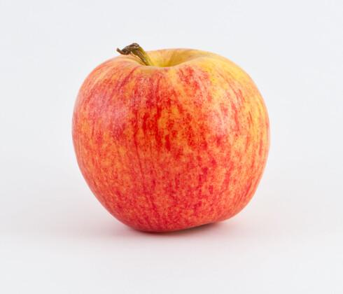 ..1 time: Spis et eple = 100 kalorier