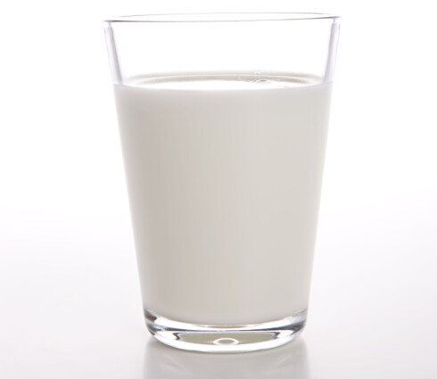 ...4 timer: Legg til et glass lettmelk = 400 kalorier
