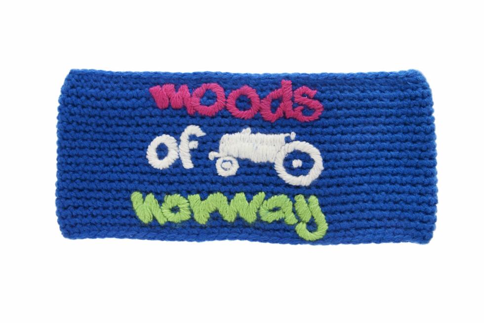 Kult pannebånd med Moods-motiv - 299 kroner.  Foto: Produsenten