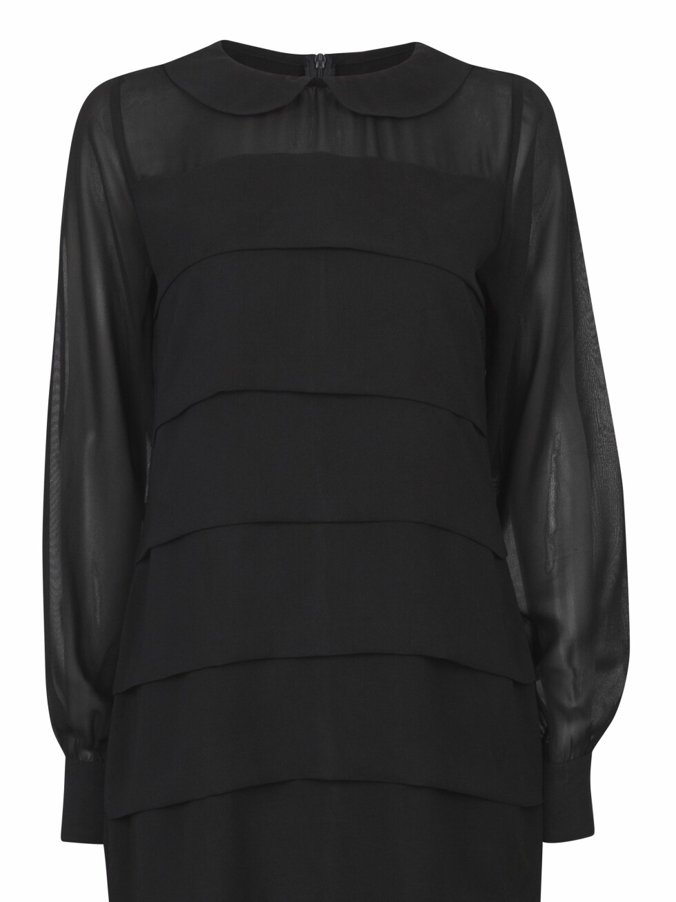299 KRONER: Twiggy-kjolen kommer også i svart. Ha et belte i midjen eller bruk den løs.  Foto: Produsenten