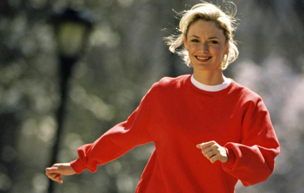 GÅ MER: Med noen enkle tips kan du enkelt komme opp mot 10.000 skritt om dagen. Alt du trenger er å være litt mer aktiv i hverdagen. Foto: Getty Images