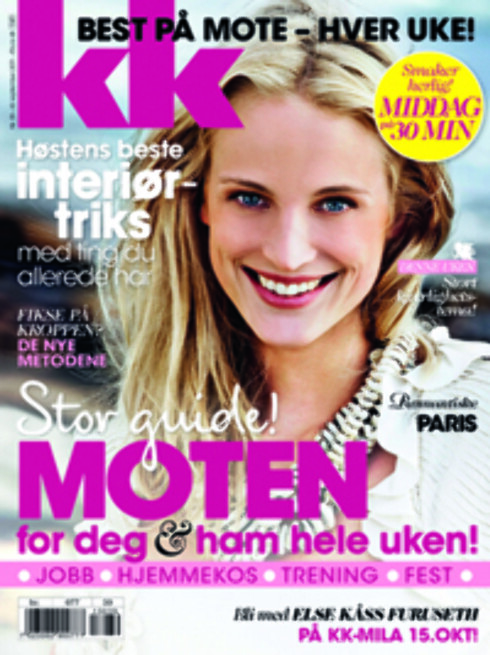 KK NR. 39: Bladet med Else Kåss Furuseths spalte er i salg nå.