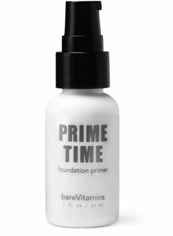 Prime Time Foundation Primer fra BareVitamins (kr.269 for 30 ml/Makeupmekka.no). Foto: Produsenten