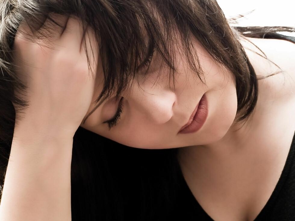 SJEKK HVA DU MANGLER: Tretthet, kløe, infeksjoner og angst kan være et tegn på at du mangler en form for vitaminer. Foto: Colourbox.com