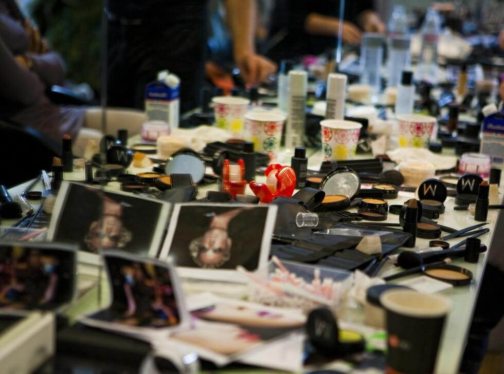Make Up Store Extreme. Foto: Per Ervland
