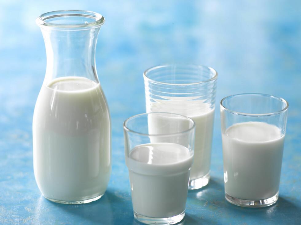 <strong>VERDT HVER ENESTE KALORI:</strong> 1 glass skummet melk = 82 kalorier. Dette er likevel kalorier du gjerne må drikke. Hvorfor? Les under.