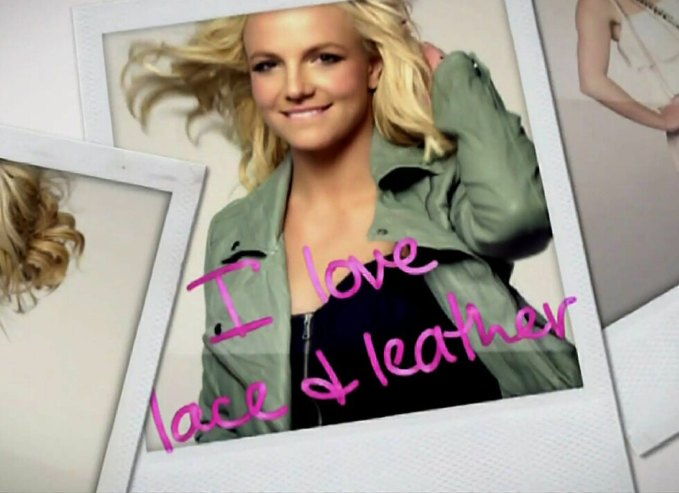 «Jeg elsker blonder og lær.» Foto: All Over Press