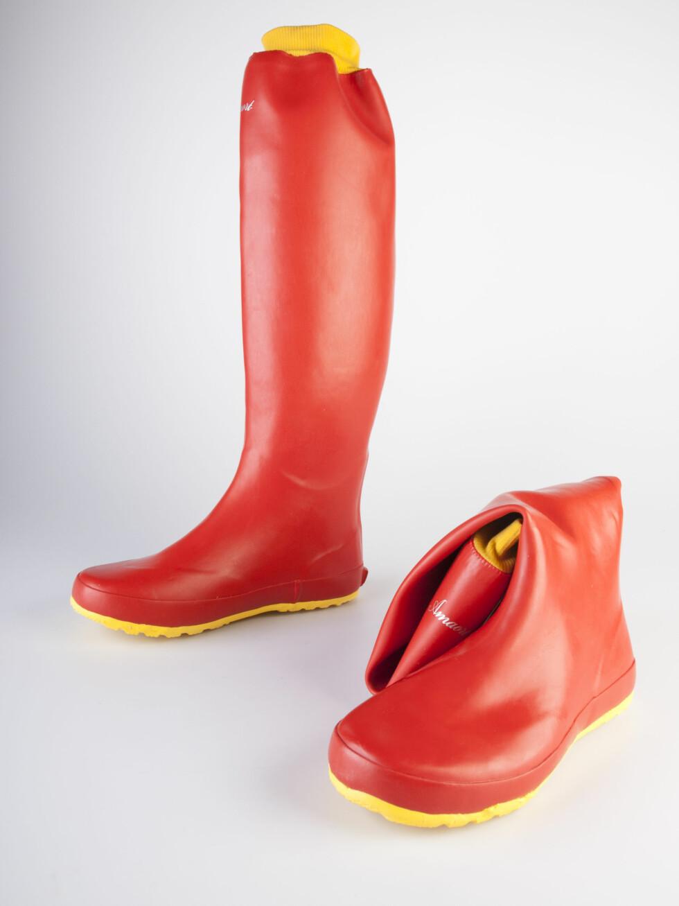 Pacablz-støvlene fra merket Amaort, kr 999 hos Brandos.no. Foto: Produsenten