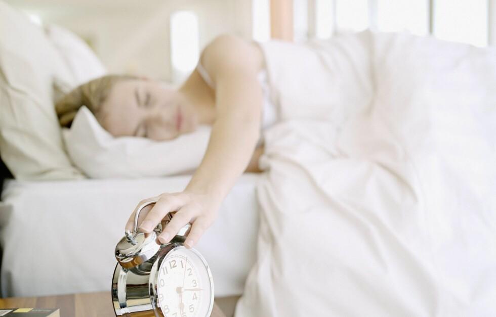 TRENING HJELPER: Ny forskning viser at regelmessig fysisk aktivitet (minst 2,5 timer i uka) kan forbedre søvnkvalitet med opp mot 65 prosent.  Foto: All Over Press