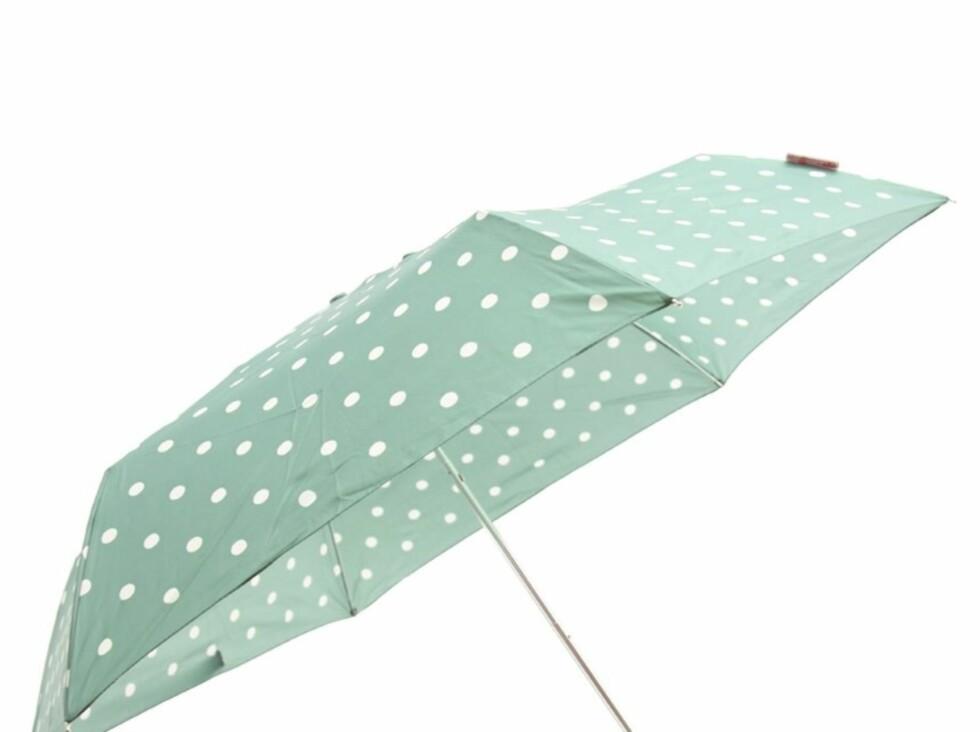 Nydelig nostalgi. Vi elsker denne mintgrønne fargen! (kr 300, Cath Kidston/Asos.com).