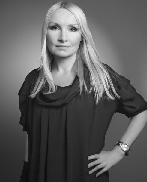 Cathrine Sørlie, stylist for Wella Professional.