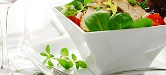 Dette bør salaten din inneholde