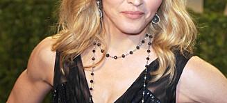 Slik får du Madonna-armer