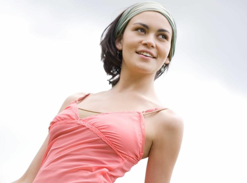 Går du en lang tur tre ganger i uka, har det god effekt på kroppen din.  Foto: /colourbox.com