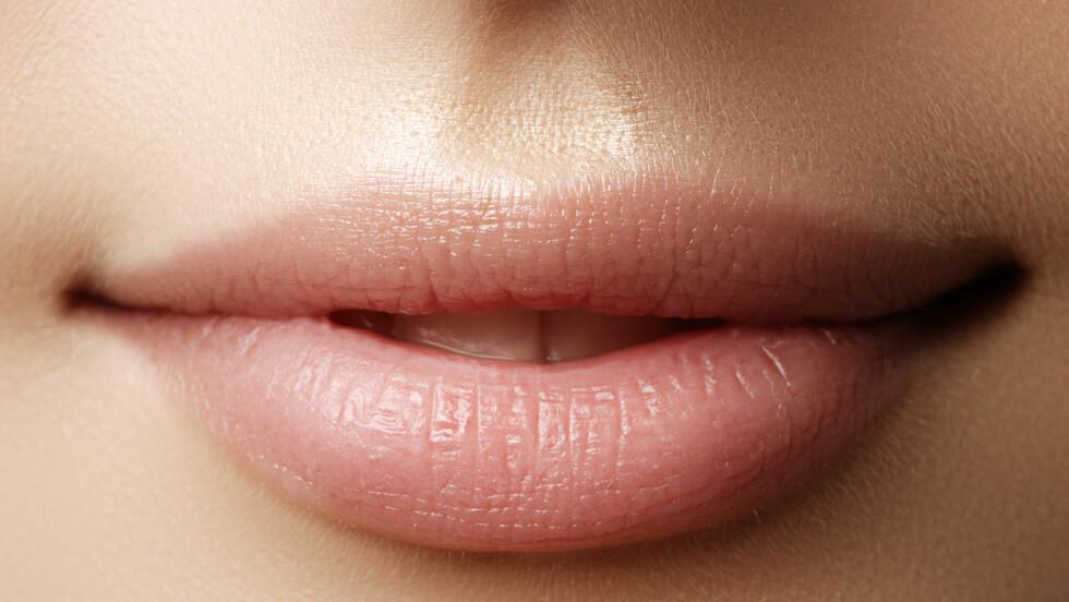 NUDE LEPPESTIFT: Ifølge The Doctors bør du velge en nude leppestift som har samme farge som brystvortene dine.  Foto: NTB Scanpix
