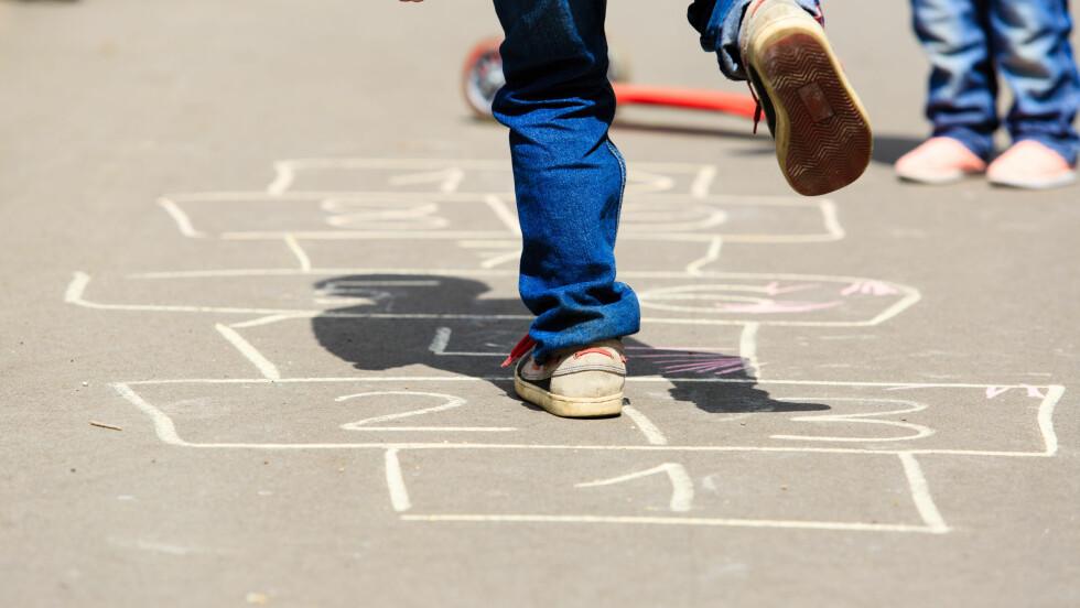 EPILEPSI: For barn med epilepsi kan første skoledag være ekstra skummel. Mange tenker på anfall når de hører epilepsi, men det handler om mer enn dette.  Foto: Scanpix