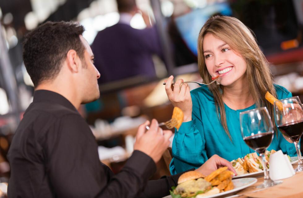 GOD KJEMI: Kan man finne den store kjærligheten via datingapper eller ender vi opp som desillusjonerte? Foto: NTB scanpix