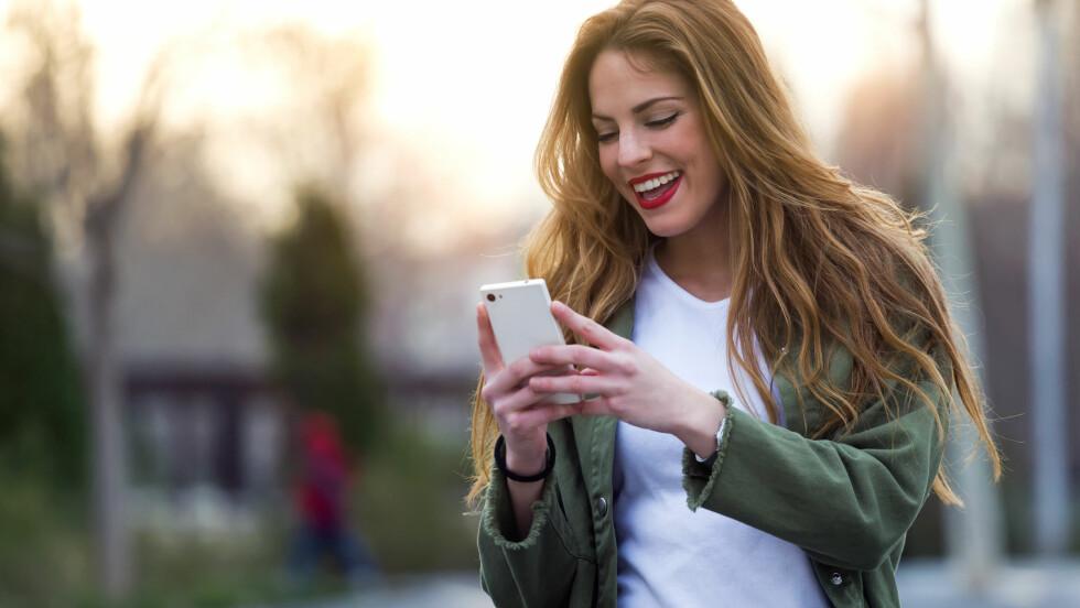 ONLINE DATING: Blir vi desillusjonert av datingapper? Foto: NTB Scanpix