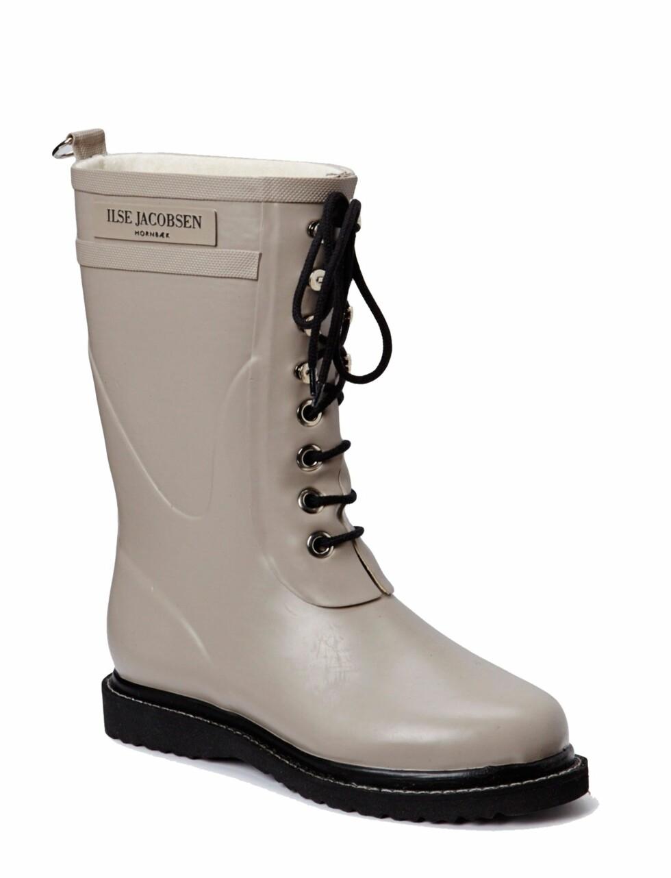 Beige støvler fra Ilse Jaconsen |kr 937 | http://apprl.com/sv/pd/4MS5/