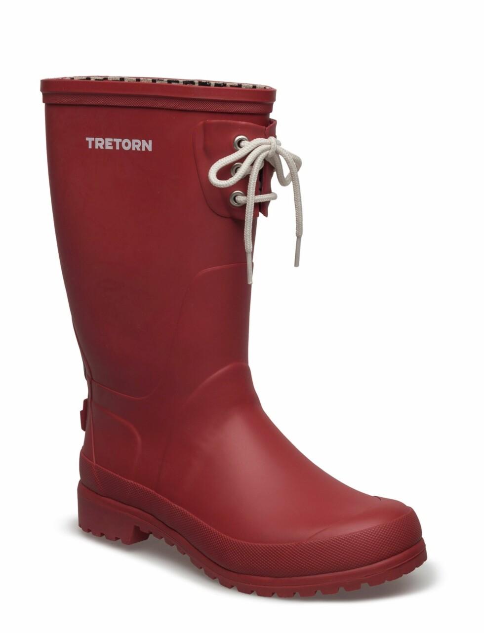 Røde støvler fra Tretorn |kr 600 | http://apprl.com/sv/pd/4MS7/