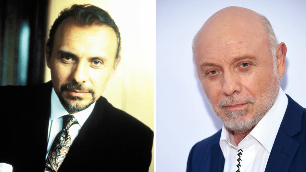 LIK SEG SELV:  Hector Elizondo, som spilte rollen som hotellmanageren Barney Thompson, har nesten ikke forandret seg på 26 år.  Foto: NTB scanpix