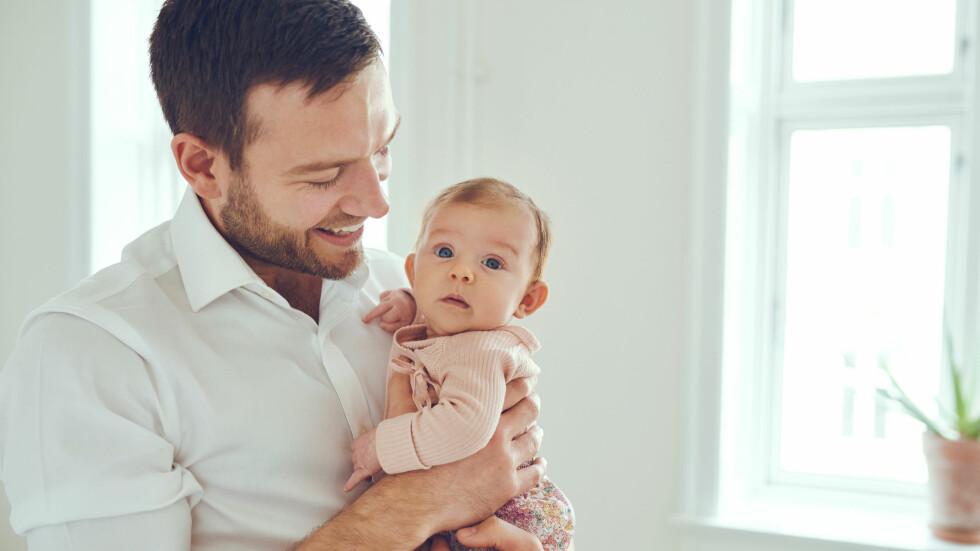FÅ BARN: Maser kjæresten din om å få barn? Uansett hva mener ekspertene at du ikke må la deg presse til å bli gravid.  Foto: NTB Scanpix