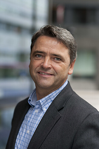 EKSPERTEN: Magne Gundersen, som er forbrukerøkonom i Sparebank 1.