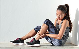 - Det er lett å sette seg ned når kropp og ledd verker, men dette virker mot sin hensikt