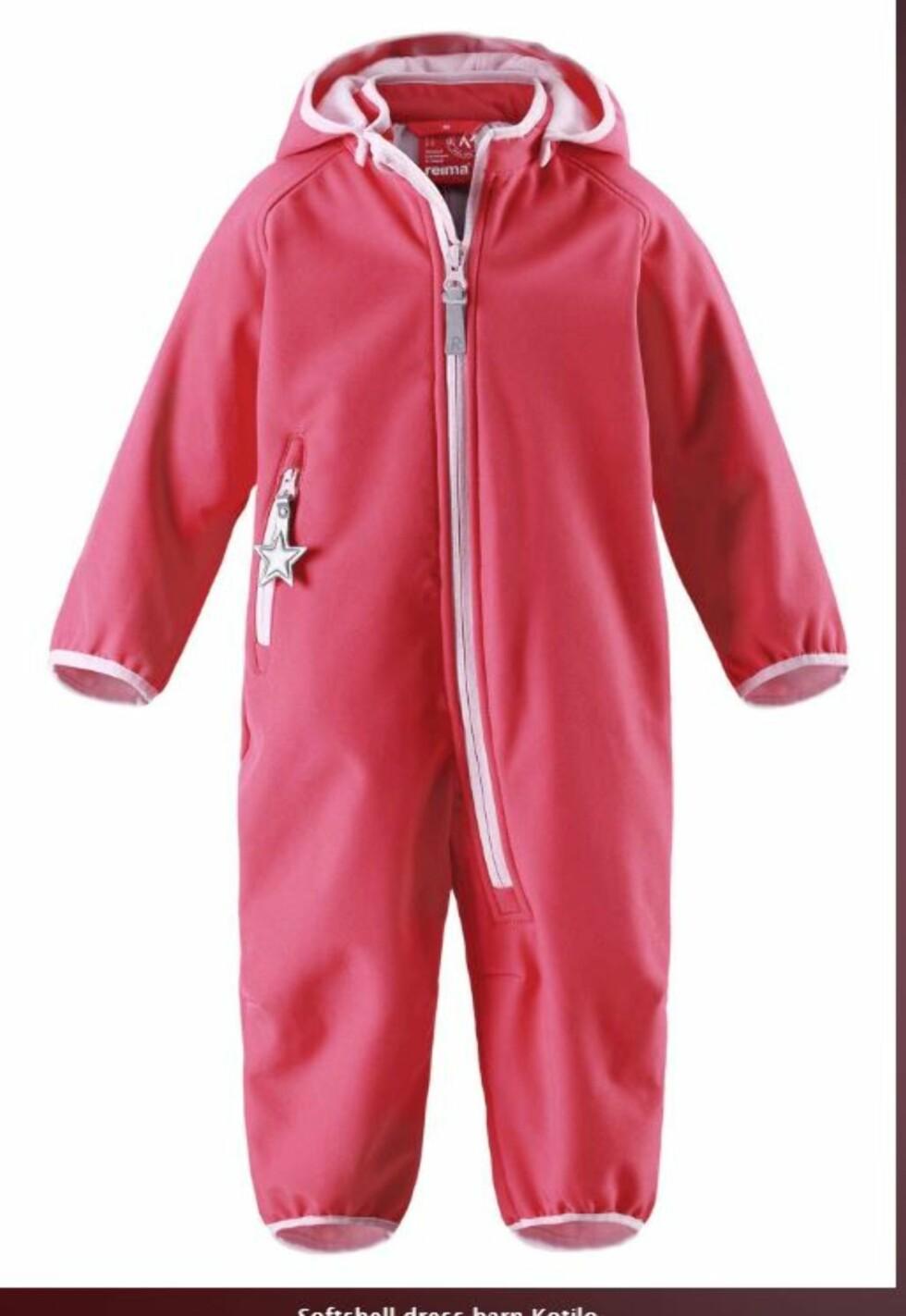 Softshell-dress fra Reima |kr 599 | https://track.adtraction.com/t/t?a=1173841475&as=1115634940&t=2&tk=1&url=https://www.reima.com/no/Sm%C3%A5barn/Ytterkl%C3%A6r-til-sm%C3%A5barn/parkdresser-og-sett/Softshell-dress-barn-Kotilo/p/510256-3360?fromGrid=true