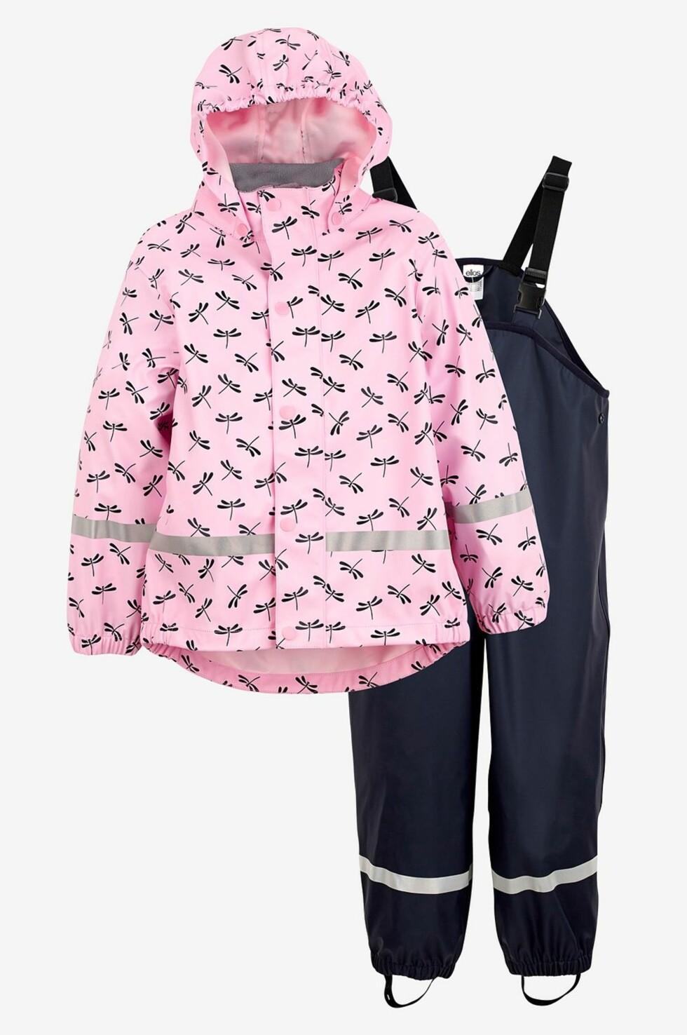 Regnsett fra Ellos med jakke og bukse |kr 399 | http://apprl.com/no/pd/4KoA/