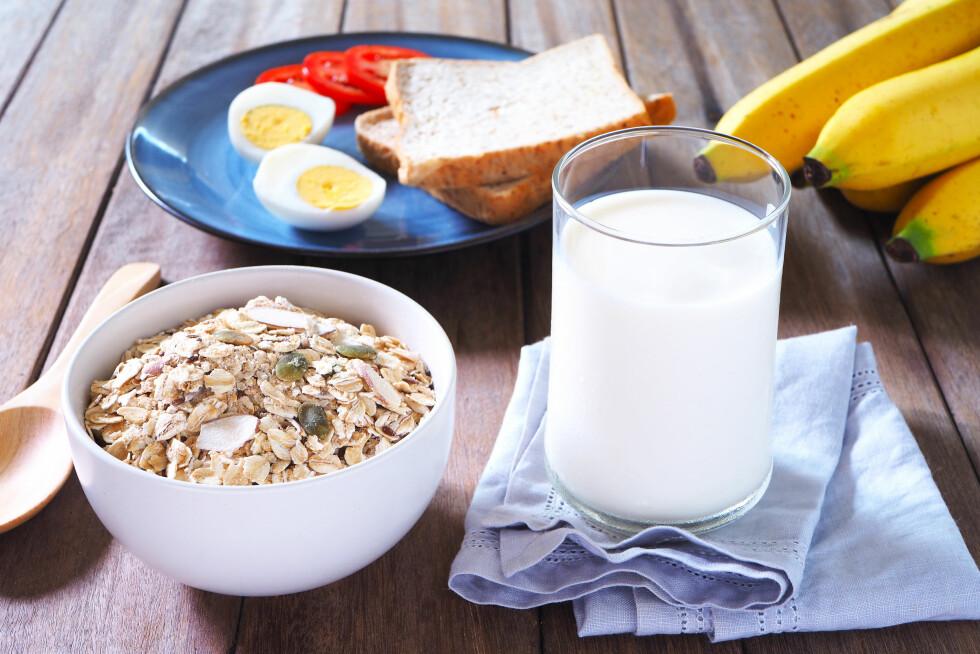 HVIS DU ER FYLLESYK:  Disse matvarene kan hjelpe deg til bedre form dagen derpå.
