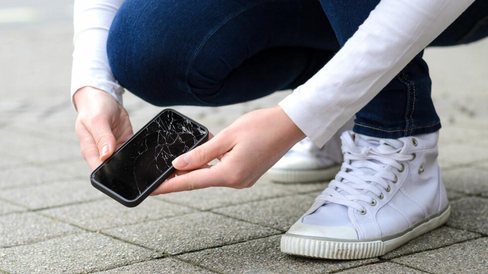 SIKKERHETSKOPIERING: Slutter telefonen å fungere er det greit å ha lagret alt innhold et annet sted, men vet du hva du har lagret og ikke?   Foto: Scanpix