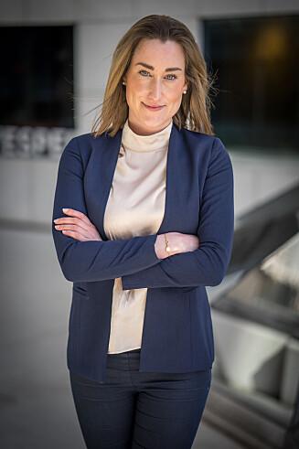 EKSPERTEN: Ylva Molenaar, som er DNBs ekspert på sparing og bedring av privatøkonomi. Foto: Privat