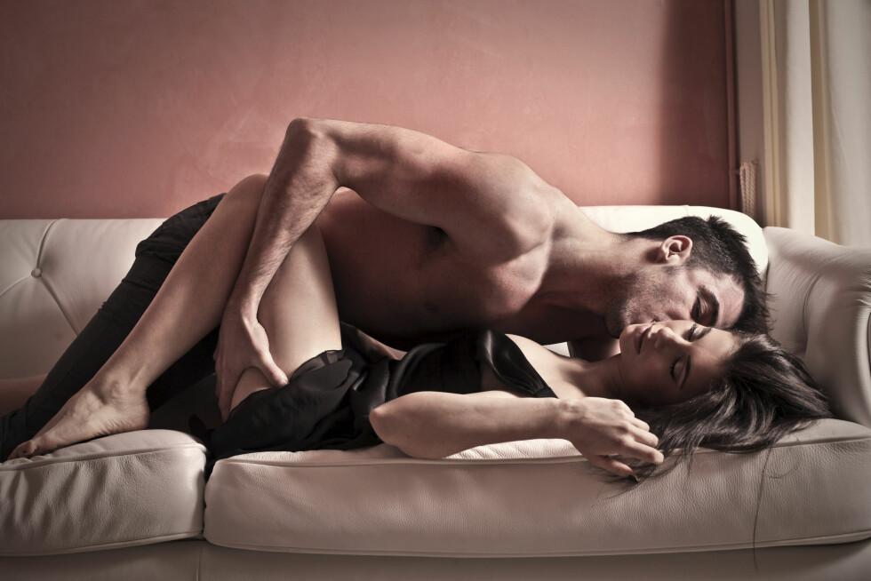FORANDRING FRYDER: Ekspertene er enige om at leketøy kan være med å sprite opp sexlivet. Men det er også andre ting du kan prøve.  Foto: NTB scanpix