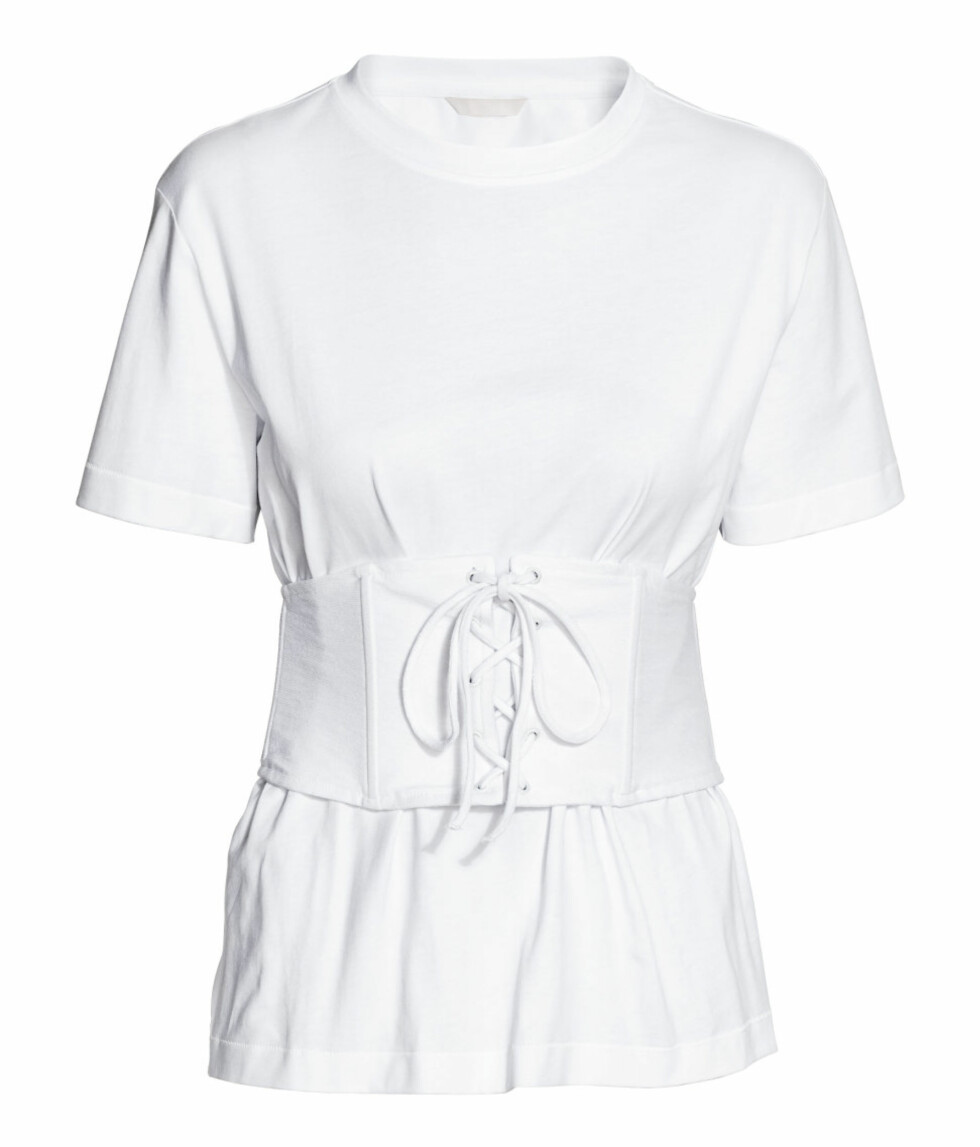 <strong>Topp fra H&M | kr 399 | http:</strong>//www.hm.com/no/product/70738?article=70738-A