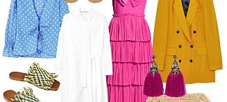 5 nyheter fra Cubus, Zara, Gina Tricot, Mango og H&M