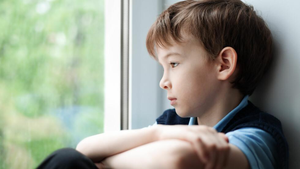 KJEFTE PÅ BARN: Kjefter du ofte på barnet ditt?  - Hvis kjefting blir en vane, kan det være skadelig for selvfølelsen og det kan i verste fall medvirke til at barn får psykiske problemer som angst og depresjon senere i livet, sier ekspert. Foto: NTB scanpix
