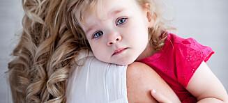 Rundt 3500 foreldre tar kontakt med familievernet for å få hjelp til sinnemestring hvert år