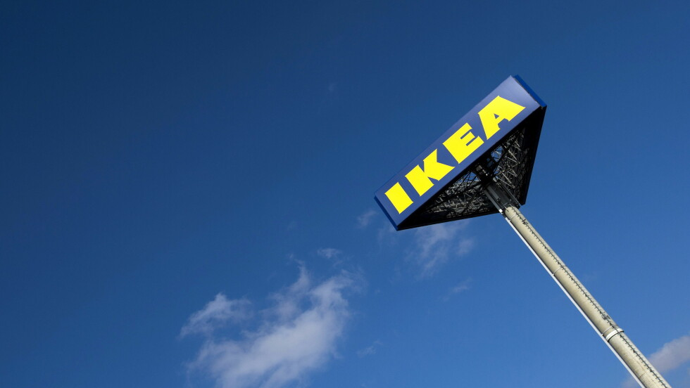 """IKEA: Inne i dette varehuset finner du bag-en som har blitt """"kopiert"""" av et av verdens største motehus. Foto: Reuters"""